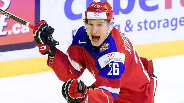 Toronto-Maple-Leafs;-Prospect;-Yegor-Korshkov