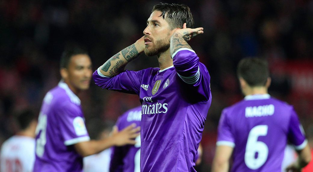 Real Madrid Supports Captain Ramos After Sevilla Controversy Sportsnet Ca