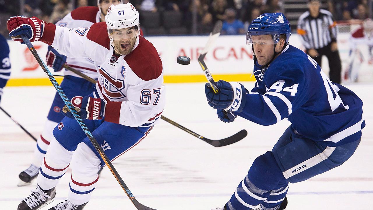 NHL;-Max-Pacioretty;-Morgan-Rielly;-Montreal-Canadiens;-Toronto-Maple-Leafs