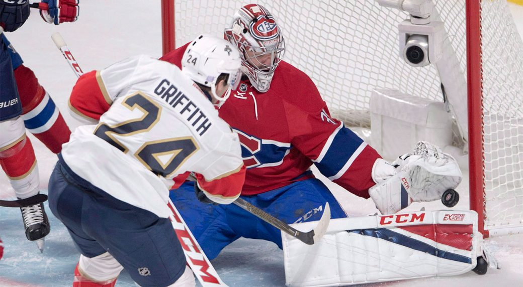 Maple Leafs Claim Griffith Off Waivers Two Months After Waiving Him Sportsnet Ca