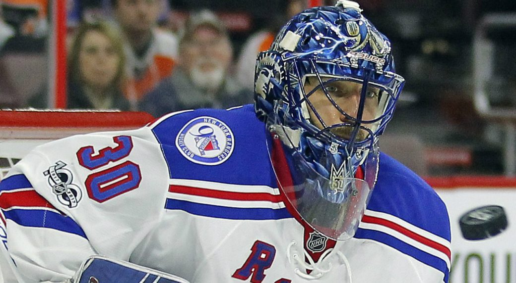 Henrik Lundqvist S New Pads Might Be The Coolest Of All Time