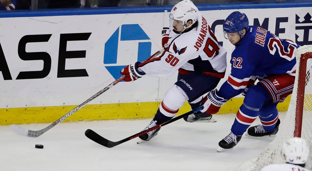 finest selection 434ba eae97 Capitals trade Marcus Johansson to Devils for pair of picks ...