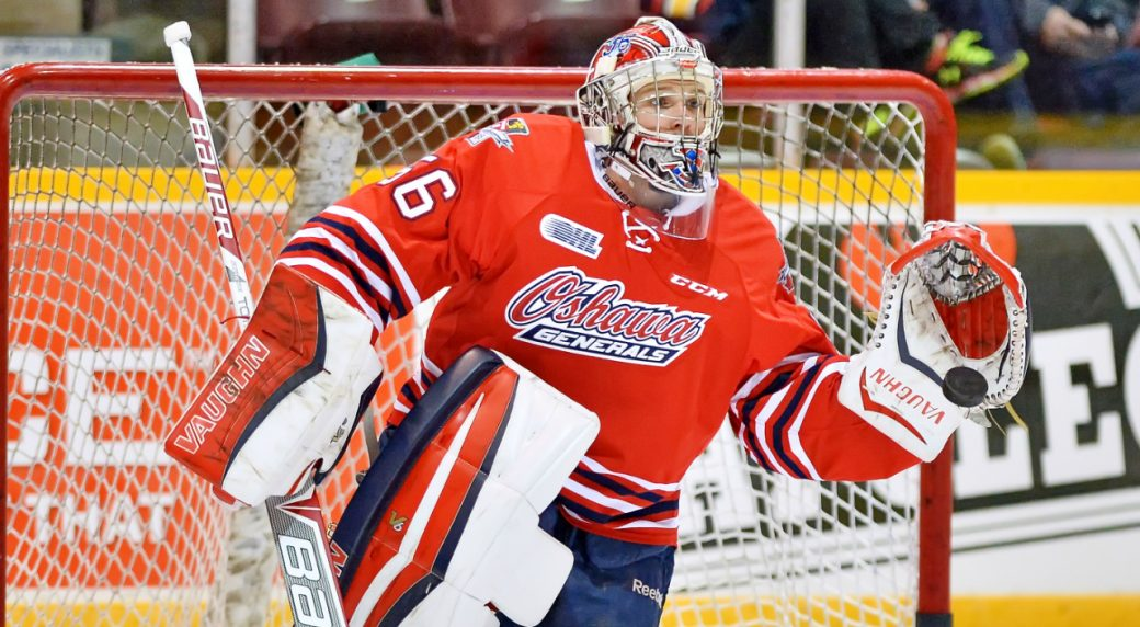 Son Of Martin Brodeur Having Big Year For Ohl S Generals Sportsnet Ca