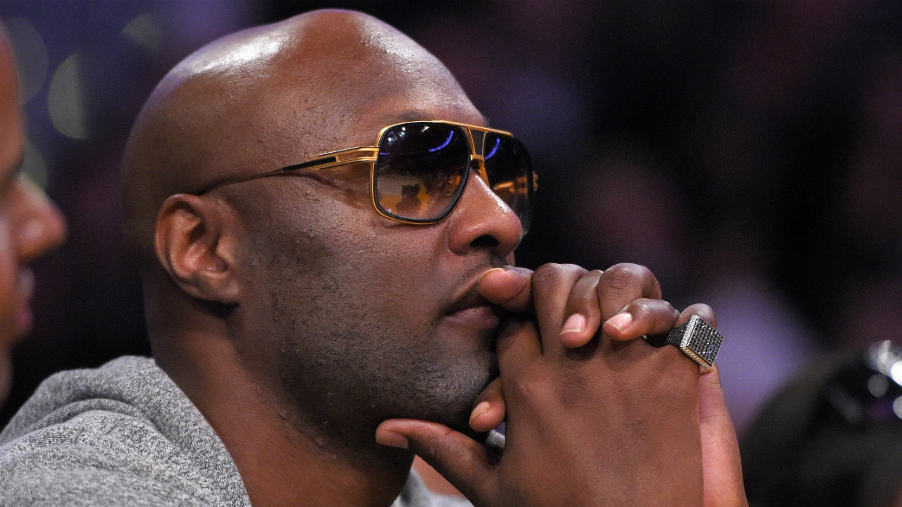 """Lamar-Odom-told-Us-Weekly-for-a-story-published-online-March-29,-2017,-that-he-is-""""a-walking-miracle""""-after-being-found-unconscious-with-cocaine-in-his-system-in-a-Nevada-brothel-in-2015.-(Mark-J.-Terrill,-File/AP)"""