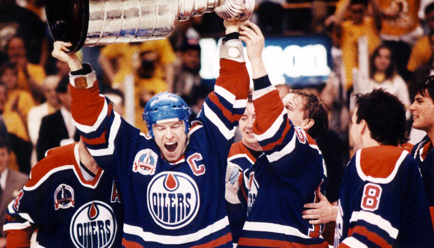 Mark-Messier;-1990;-Edmonton-Oilers