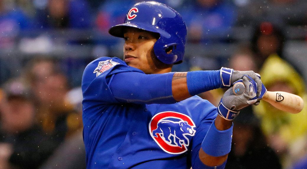 Cubs non-tender Addison Russell, ending his tenure with the team