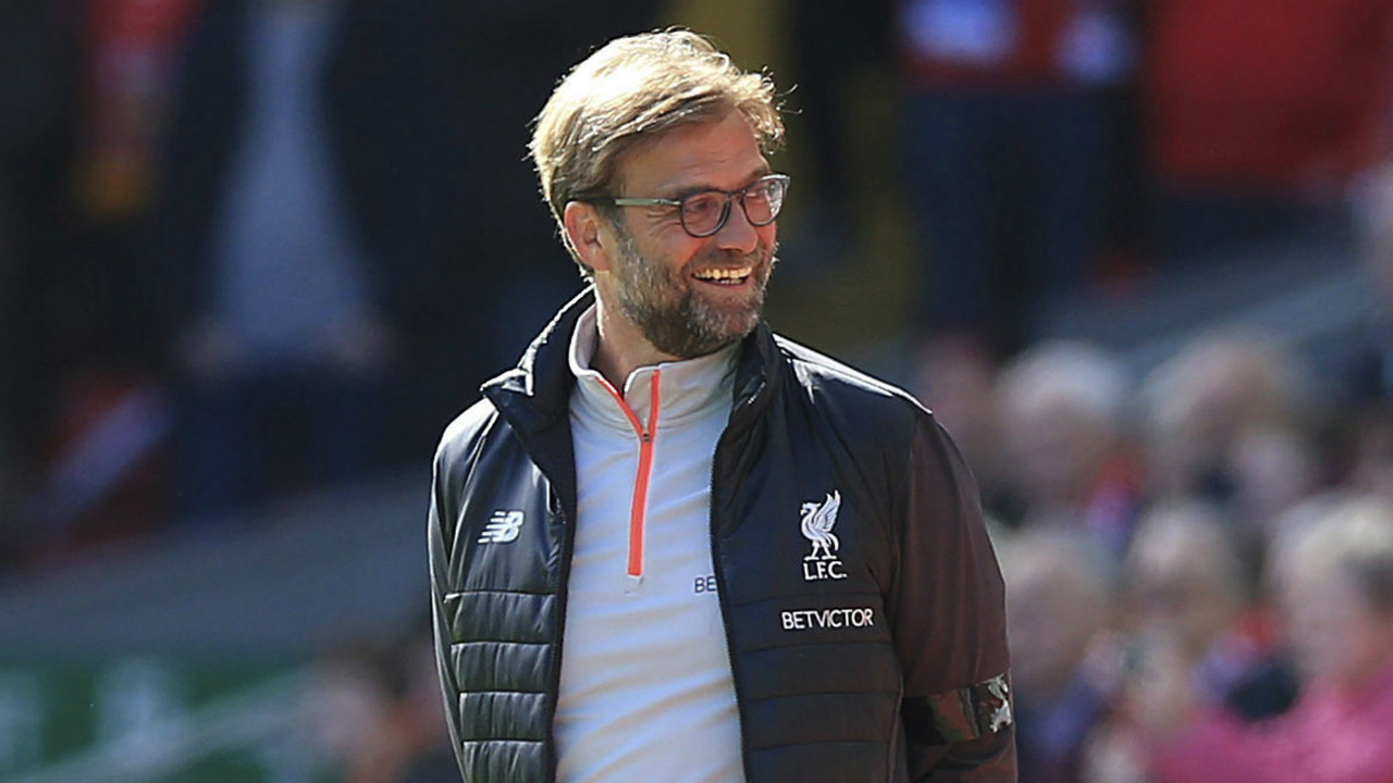 Liverpool-manager-Jurgen-Klopp.-(Peter-Byrne/PA-via-AP)