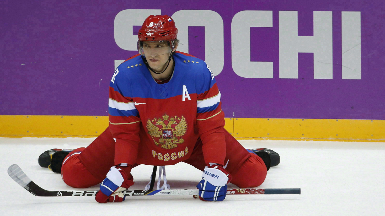 Russian-superstar-Alex-Ovechkin-still-plans-to-play-in-the-2018-Winter-Olympics,-even-if-it-means-leaving-his-Washington-Capitals-in-the-middle-of-the-NHL-season.-(Mark-Humphrey/AP)