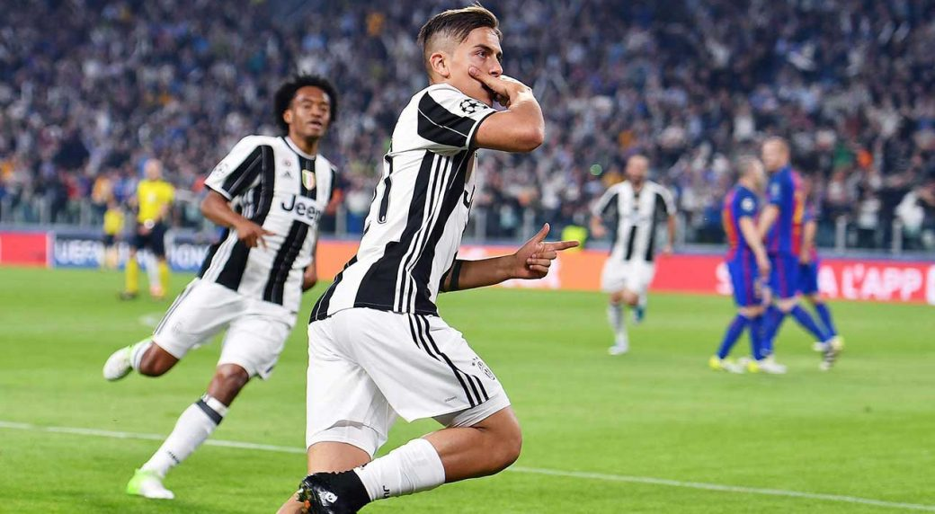 size 40 68510 87c11 Paulo Dybala signs new five-year contract at Juventus ...