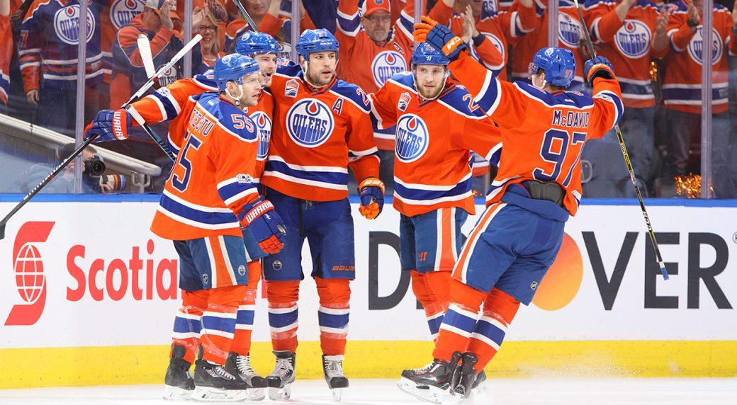 2019 Edmonton Oilers October Update