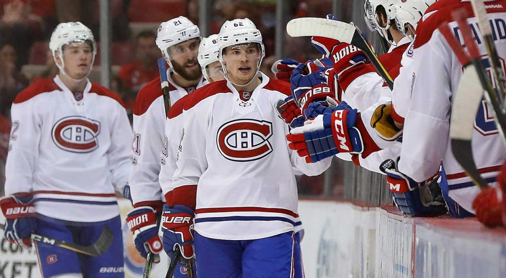 Montreal-Canadiens-left-wing-Artturi-Lehkonen