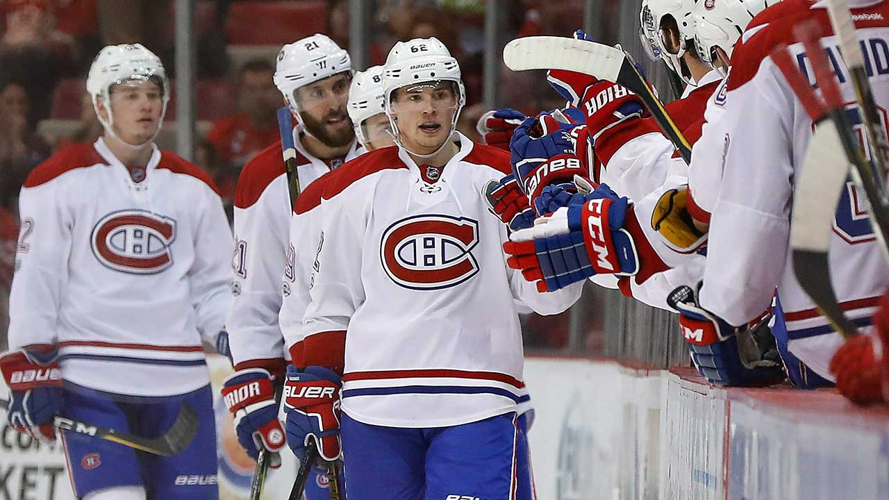 Montreal-Canadiens-left-wing-Artturi-Lehkonen