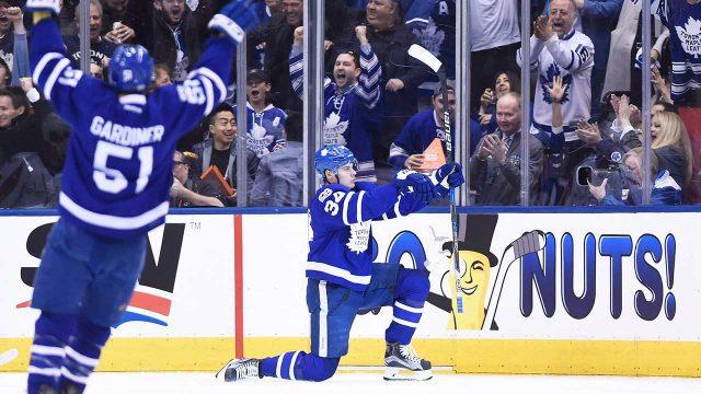 Toronto-Maple-Leafs;-Auston-Matthews