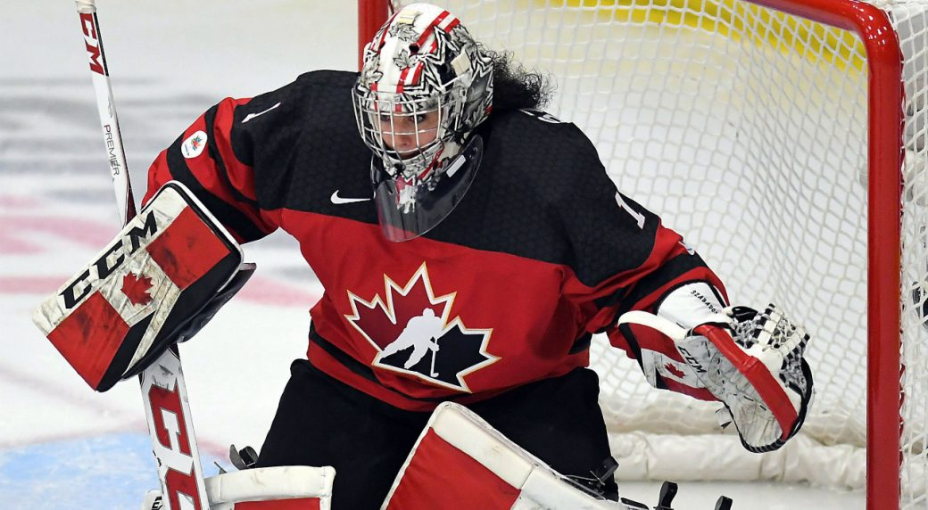 Canada-goaltender-Shannon-Szabados.-(Jason-Kryk/CP)