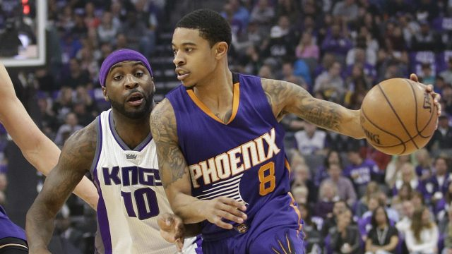 Phoenix-Suns-guard-Tyler-Ulis,-right,-drives-against-Sacramento-Kings-guard-Ty-Lawson-during-the-first-half-of-an-NBA-basketball-game-Tuesday,-April-11,-2017,-in-Sacramento,-Calif.-(Rich-Pedroncelli/AP)