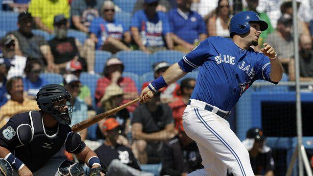 Toronto-Blue-Jays'-Darrell-Ceciliani.-(Chris-O'Meara/AP)