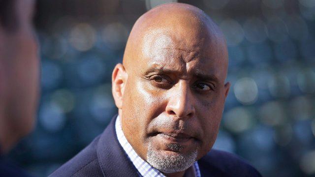 Tony-Clark,-executive-director-of-the-baseball-players'-union