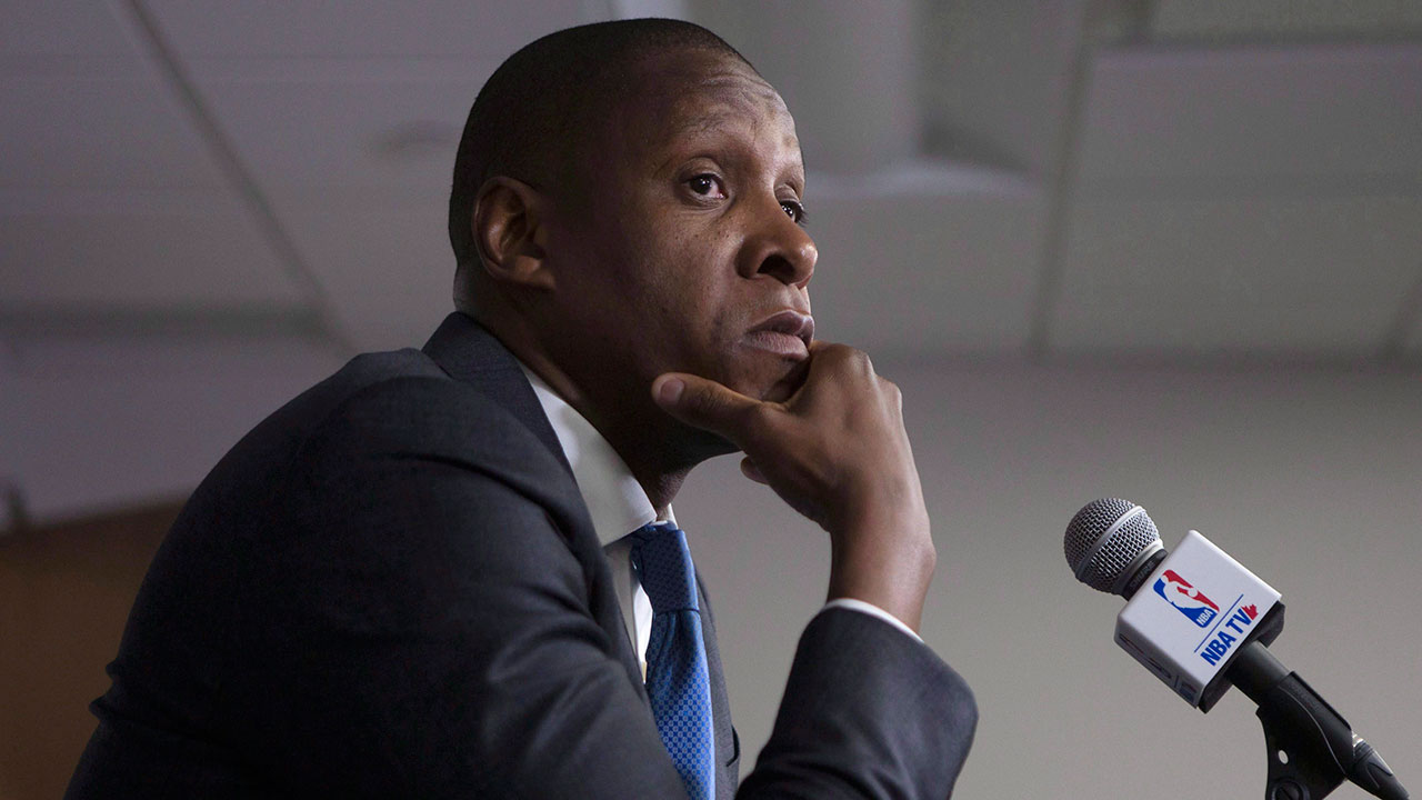 Knicks report a sign Ujiri's time with Raptors could be winding down