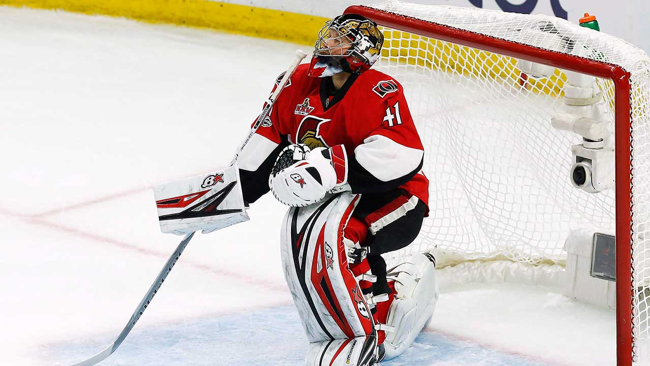 Ottawa Senators Goalie Craig Anderson Expressed Desire To Be Traded