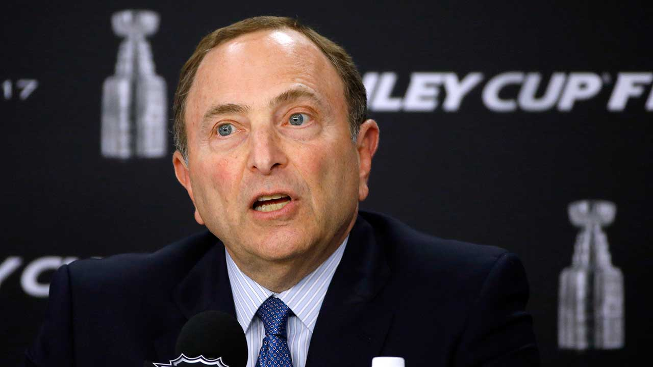 Gary Bettman wanted to get ahead on decision to 'pause' NHL season