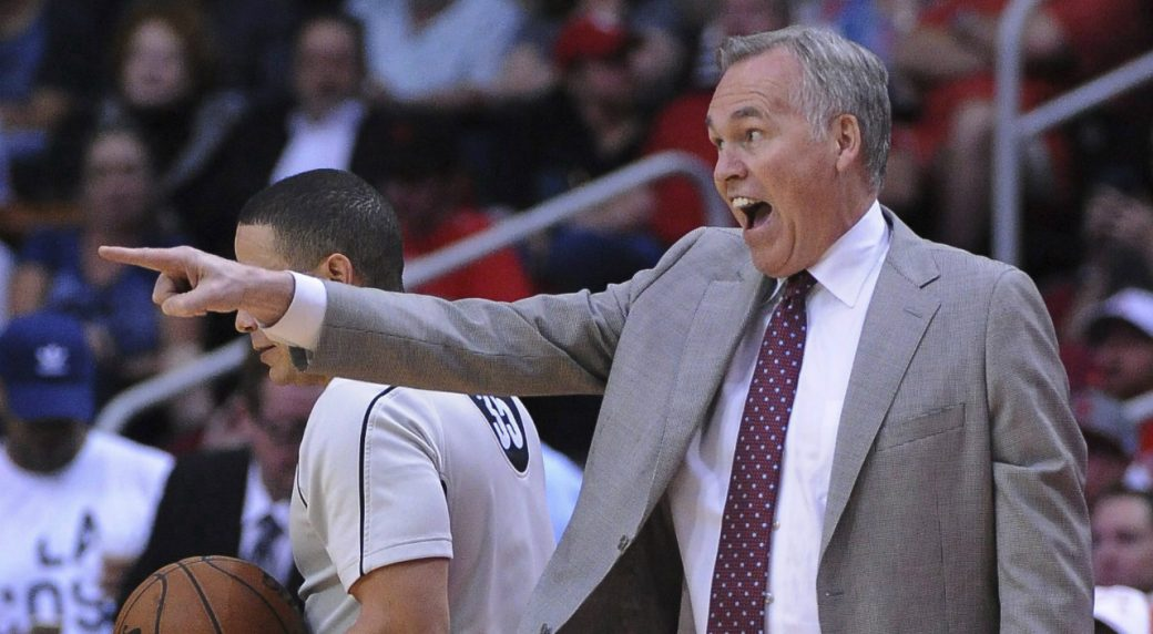 Mike D'Antoni will tell Rockets he won't be back next season