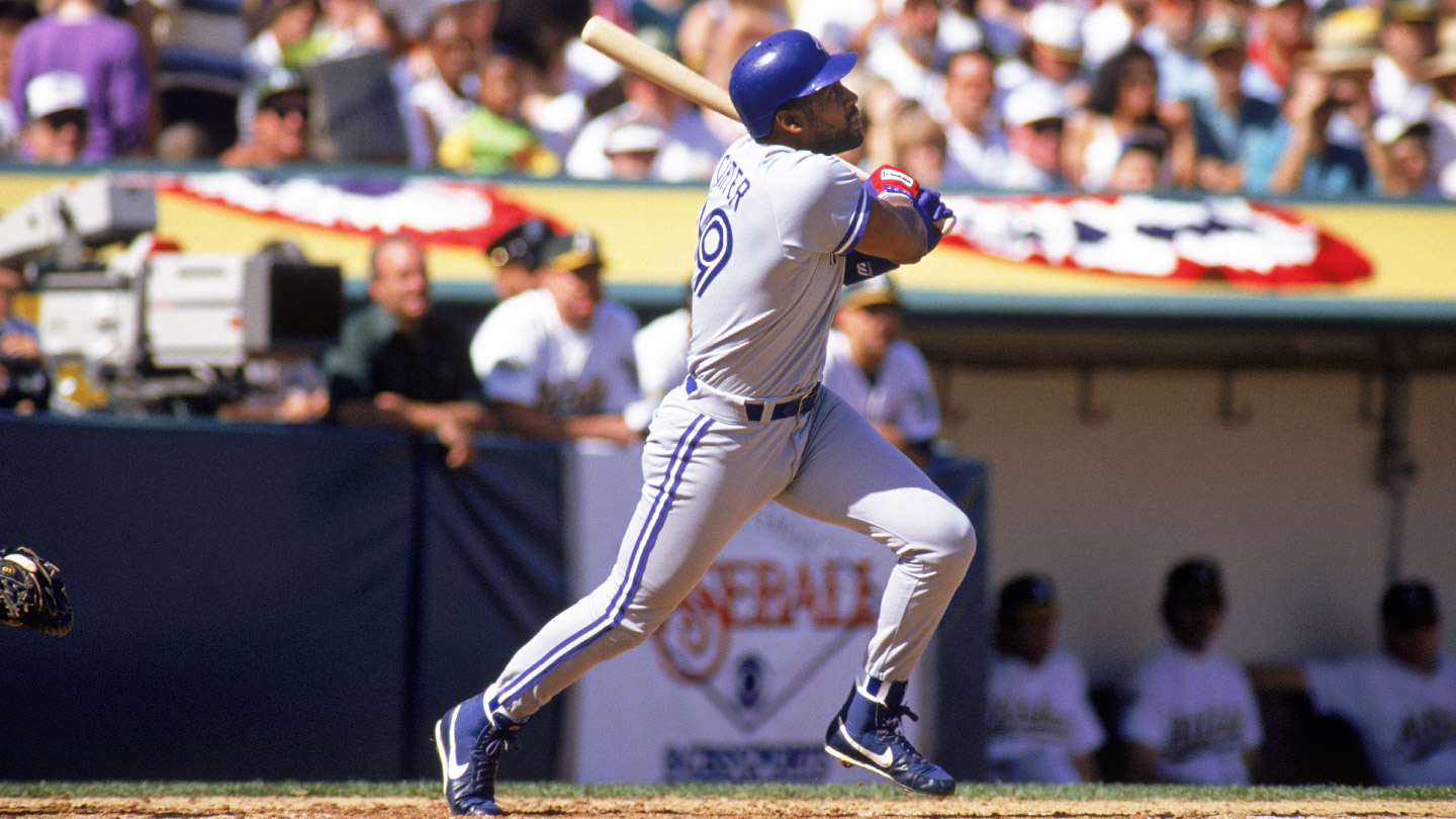 The Interview: Joe Carter on 1993 walk-off, being loud and