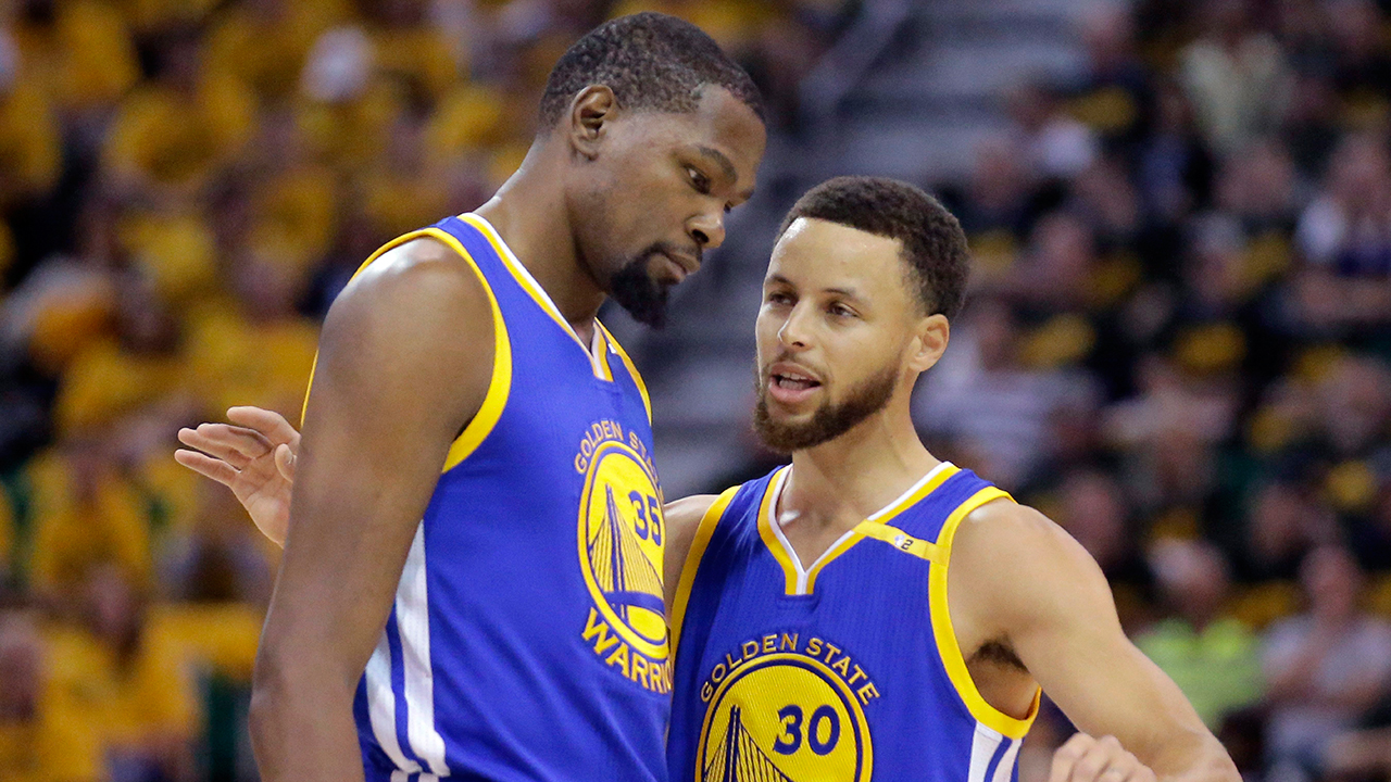 NBA-Finals;-Golden-State-Warriors;-Kevin-Durant;-Steph-Curry