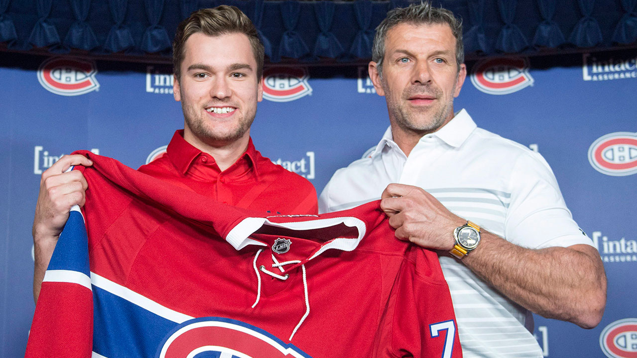 Jonathan-Drouin-Montreal-Canadiens-Marc-Bergevin