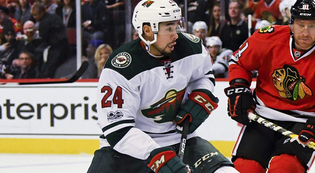 Report: Wild's Matt Dumba doesn't have a timetable for