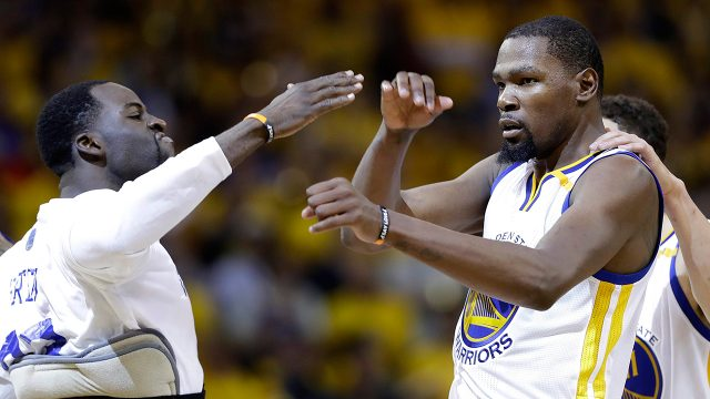 Kevin-Durant;-Golden-State-Warriors