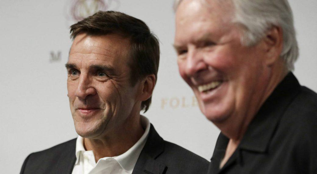George-McPhee,-left.-(John-Locher/AP)