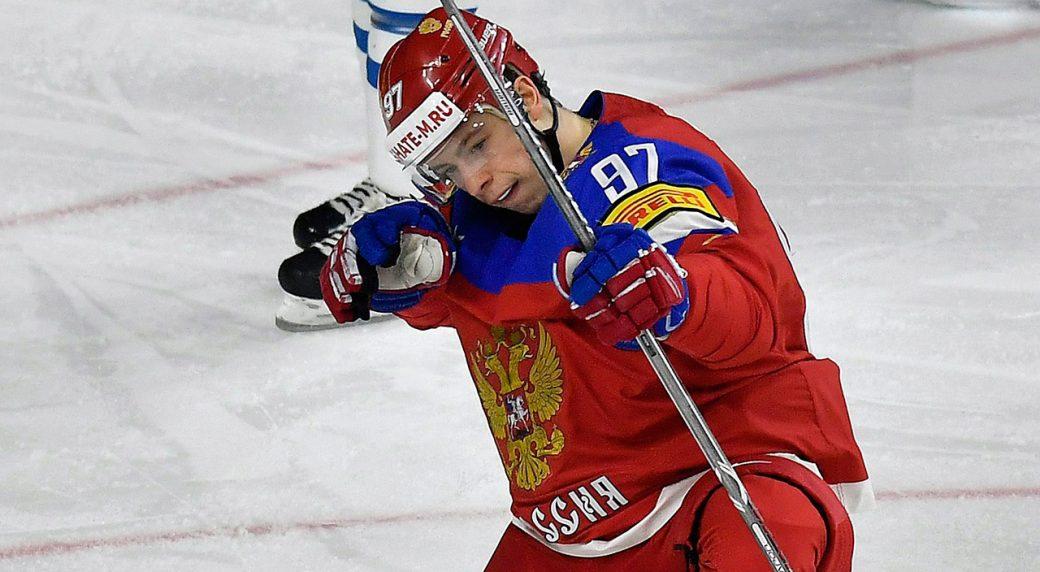 Devils acquire winger Nikita Gusev from Golden Knights