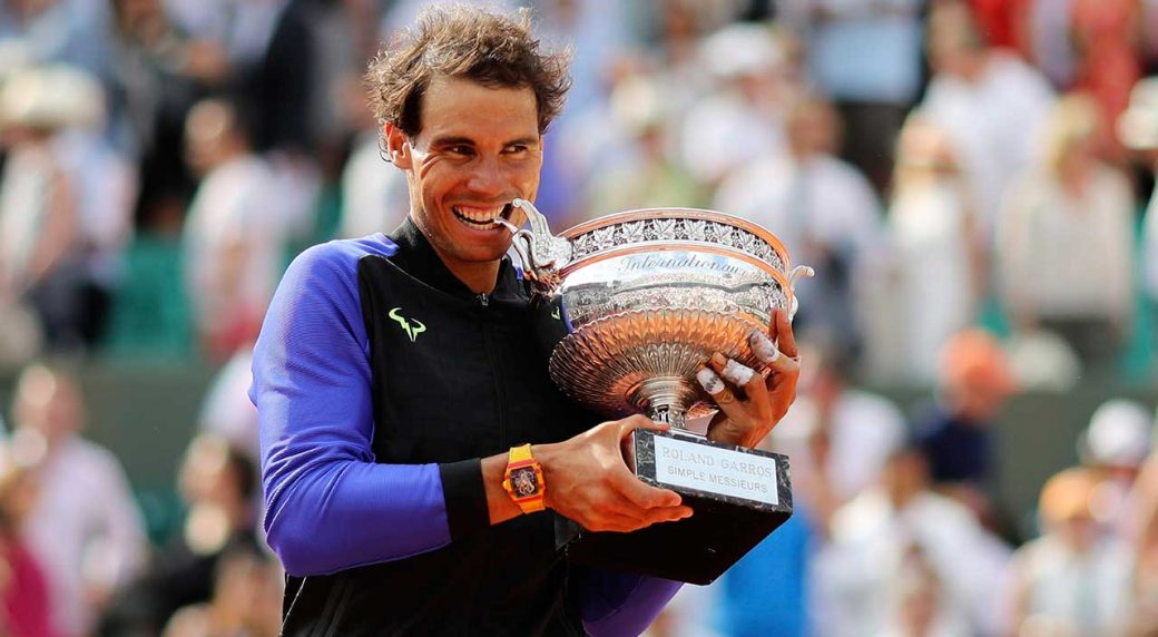 Rafael Nadal Wins Unprecedented 10th French Open Title Sportsnet Ca