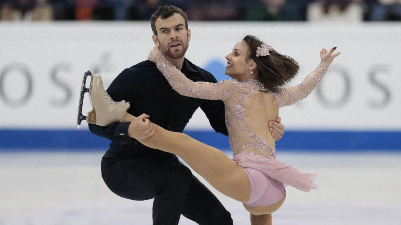 Meagan-Duhamel-and-Eric-Radford,-of-Canada.-(Ivan-Sekretarev/AP)