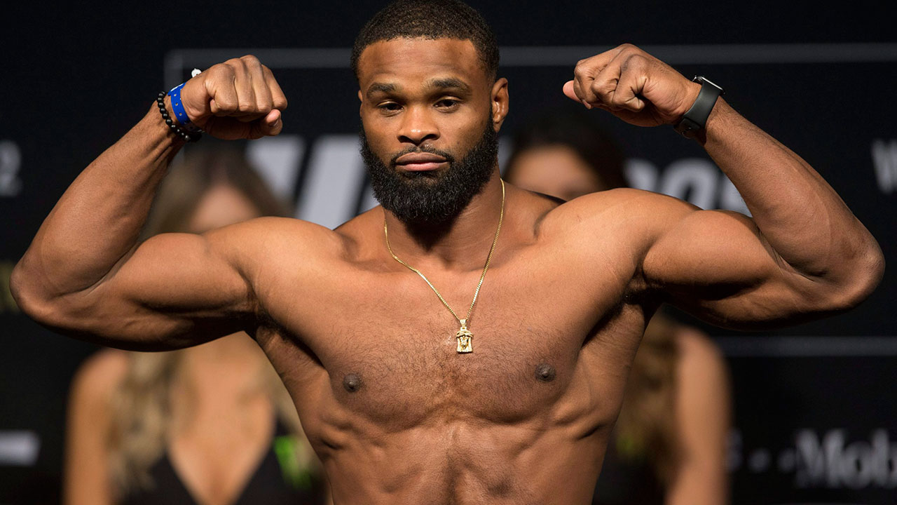 Woodley, Cerrone the underdogs on UFC odds for Saturday