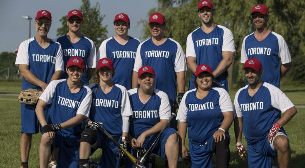 Toronto Blind Jays hit the road for Beep Baseball World