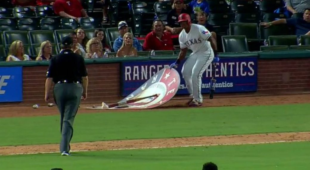 Adrian-Beltre-caught-in-the-act.