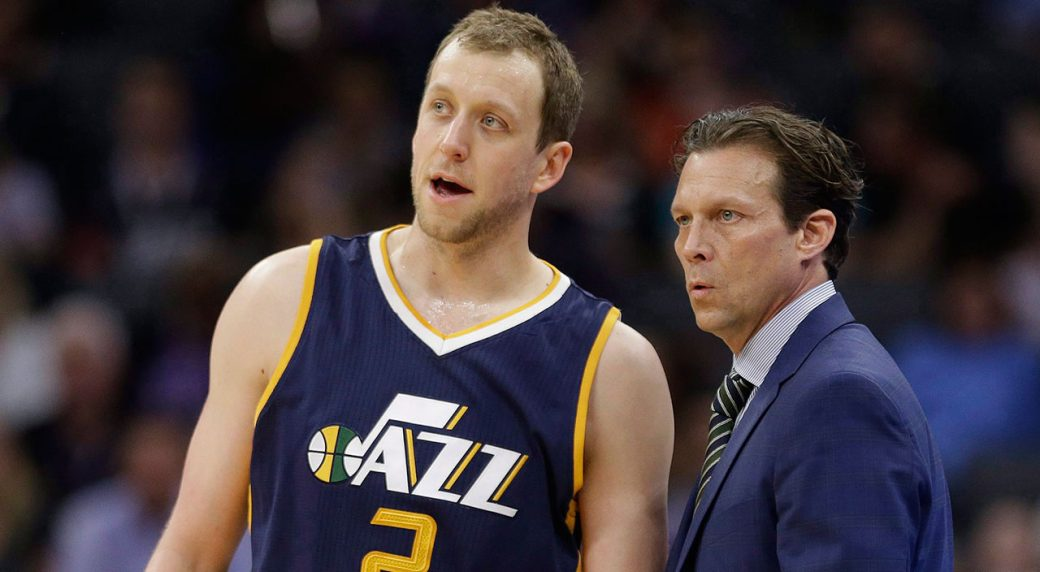 low priced 898b5 5717f Jazz to re-sign Joe Ingles to four-year contract - Sportsnet.ca