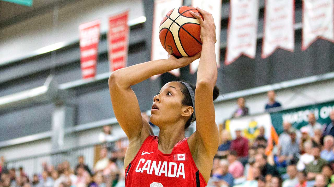 Canada beats Dominican Republic, advances to semifinals in AmeriCup
