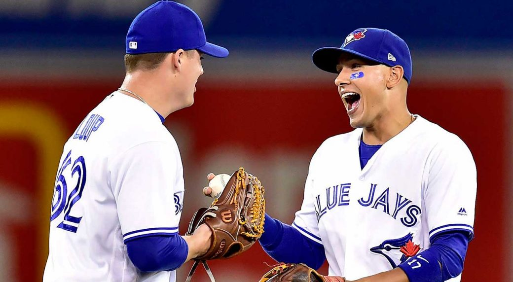 Blue Jays Still Hanging Around Wild Card Race With Win Over
