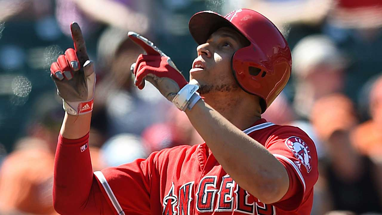 Andrelton Simmons Los Angeles Angels Baseball Player Jersey