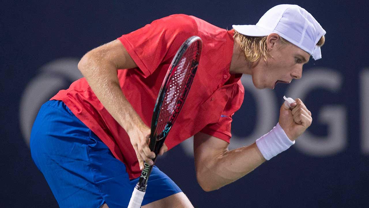 Canadian Teenager Denis Shapovalov Upsets Rafael Nadal At Rogers Cup Sportsnet Ca