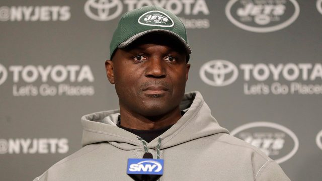 New-York-Jets-head-coach-Todd-Bowles-speaks-to-reporters.-(Julio-Cortez/AP)