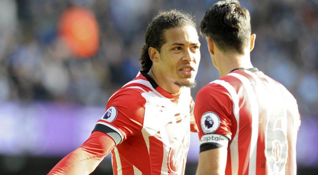 Southampton Defender Virgil Van Dijk Hands In Transfer Request Sportsnet Ca