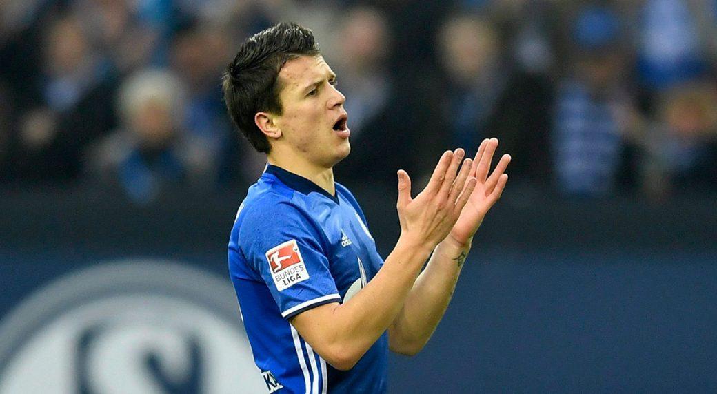 Schalke's-Yevhen-Konoplyanka-reacts-during-the-German-Bundesliga-soccer-match.-(Martin-Meissner/AP)