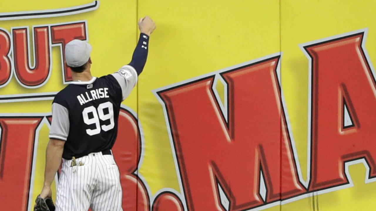 b74d4b37 Players Weekend means Yankees break with uniform tradition ...