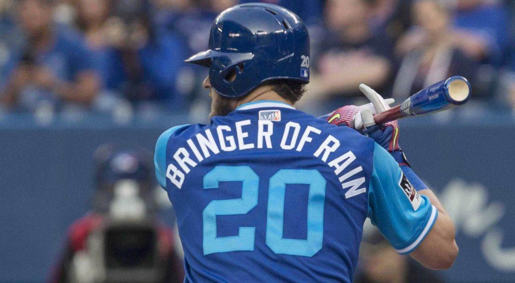 low priced 54e90 6c5e7 List of Blue Jays 2018 MLB Players' Weekend nicknames ...