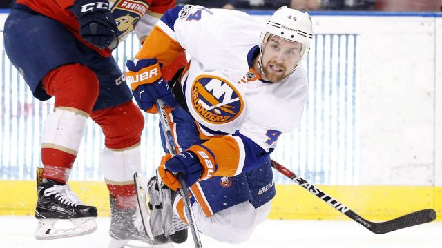 New-York-Islanders-defenceman-Calvin-de-Haan.-(Wilfredo-Lee/AP)