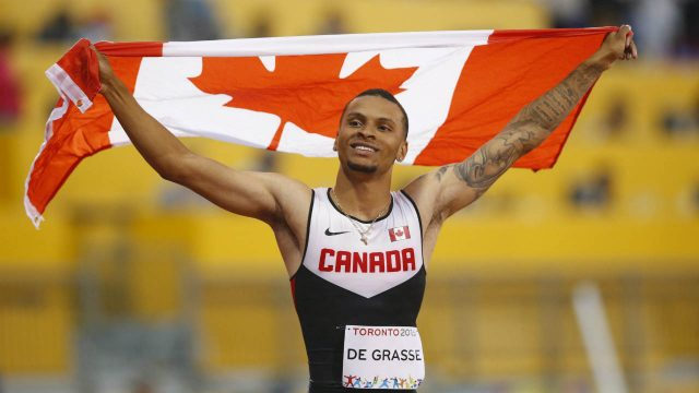 Andre-De-Grasse,-of-Canada.-(Mark-Blinch/AP)