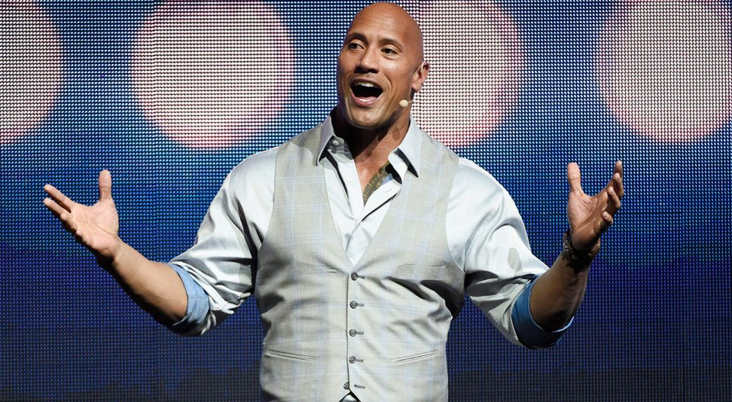 The Rock' gives CFL special shout-out in inspirational